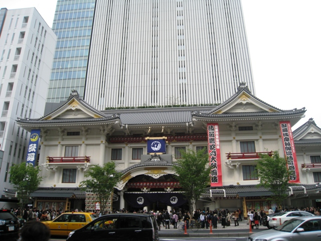 【Kabuki-za theatre】October 2nd-26th